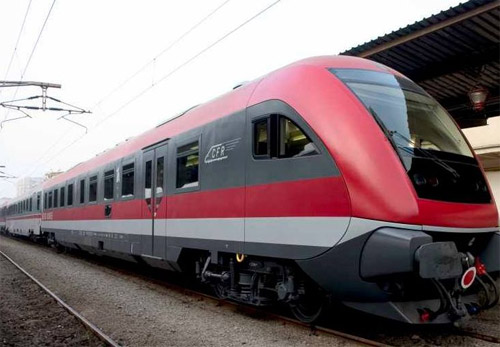 Top rute tren din Romania